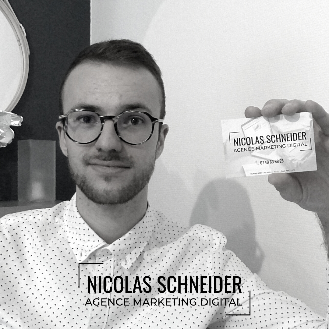 Portrait Nicolas Schneider